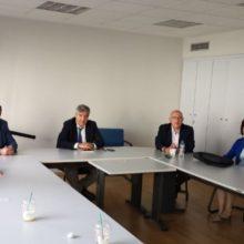 Συνάντηση συνεργασίας των  «ενεργειακών» βουλευτών Δυτικής Μακεδονίας με τον συντονιστή του σχεδίου για τη Δίκαιη Μετάβαση  Κ. Μουσουρούλη