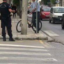 kozan.gr: Koζάνη: Στο νοσοκομείο 16χρονος ποδηλάτης που ενεπλάκη σε τροχαίο (Φωτογραφίες)