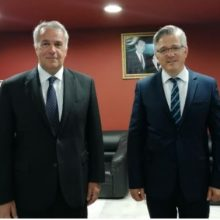 Ο Υπουργός Αγροτικής Ανάπτυξης κ. Βορίδης Μάκης επισκέφτηκε τον Δήμο Βοίου κατόπιν προσκλήσεως της Δημοτικής αρχής (Φωτογραφίες)