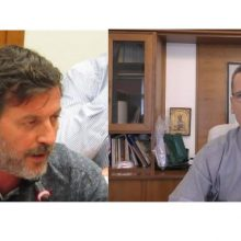 kozan.gr: Δημοτικό Συμβούλιο Κοζάνης: Έντονη αντιπαράθεση Μαλούτα – Στολτίδη όταν ο τελευταίος, με αφορμή τη συζήτηση για την υπογραφή Συμφώνου Συνεργασίας με το Πανεπιστήμιο Δ. Μακεδονίας Α.Ε., έκανε λόγο για Δήμο (Κοζάνης) Α.Ε. και Πανεπιστήμιο (Δ. Μακεδονίας) Α.Ε. – Για κόμμα Α.Ε., χωρίς να αναφερθεί συγκεκριμένα, έκανε λόγο ο Δήμαρχος Κοζάνης (Βίντεο)