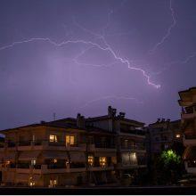 Καιρός αύριο: Στη Δυτική Μακεδονία από το απόγευμα θα σημειωθούν τοπικές βροχές και από το βράδυ μεμονωμένες καταιγίδες