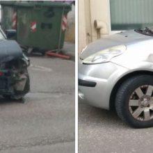 kozan.gr: Τροχαίο ατύχημα, με πλαγιομετωπική σύγκρουση δύο αυτοκινήτων και ΠΑΛΙ στη συμβολή των οδών Σμύρνης με Πανόρμου στην Κοζάνη (Φωτογραφίες)
