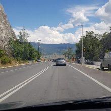 kozan.gr: Εξοργισμένοι οι κάτοικοι των Σερβίων και των γύρω περιοχών με την τοποθέτηση φωτεινών σηματοδοτών στην Υψηλή Γέφυρα, μετά από απόφαση της Περιφέρειας Δ. Μακεδονίας (Φωτογραφίες)