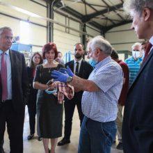 Σύσταση Διεπαγγελματικής Οσπρίων  και στήριξη των πληγέντων παραγωγών στο επίκεντρο της επίσκεψης του ΥπΑΑΤ, Μ. Βορίδη στην Κοζάνη (Δελτίο τύπου από το Υπουργείο Αγροτικής Ανάπτυξης και Τροφίμων)