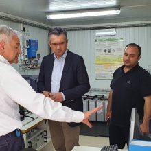 """Γ. Κασαπίδης: """"Κι' όμως είναι δυνατό και στη Δ. Μακεδονία να κατασκευάζονται κυψέλες καυσίμου υδρογόνου, συστήματα ηλεκτρόλυσης για παραγωγή υδρογόνου και ολοκληρωμένες διατάξεις παραγωγής, αποθήκευσης και χρήσης πράσινου υδρογόνου για ηλεκτροπαραγωγή και ηλεκτροκίνηση"""""""