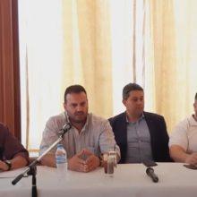 "kozan.gr: Πραγματοποιήθηκε, το βράδυ του Σαββάτου 13/6, στο ξενοδοχείο ""Παντελίδης"" στην Πτολεμαΐδα,η συνέντευξη τύπου του Δ.Σ. Εορδαϊκού (Βίντεο)"