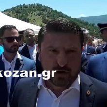 "kozan.gr: Ν. Χαρδαλιάς από τις Πρέσπες: ""Άγχος υπάρχει για κάθε κρούσμα. Γι' αυτό όλοι θα πρέπει να είμαστε πάρα πολύ προσεκτικοί"" (Βίντεο)"