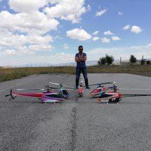kozan.gr:  Tα μέλη του Συλλόγου Αερομοντελιστών Κοζάνης επέστρεψαν στις πτήσεις των αερομοντέλων τους (Φωτογραφίες)