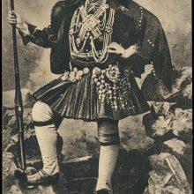 H ανυπότακτη τουρκοφάγος Αμαζόνα, λεοντόκαρδη καπετάνισσα, Περιστέρα Κράκα (ή Κριάκα), από την Σιάτιστα