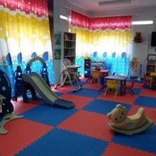 Ευχαριστήριο της διοίκησης του Γενικού Νοσοκομείου Πτολεμαιδας «ΜΠΟΔΟΣΑΚΕΙΟ» για την ανακαίνιση του παιδότοπου του Παιδιατρικού τμήματος