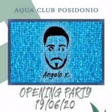 """Παρασκευή 19 Ιουνίου εναρκτήριο πάρτι για την πισίνα στο ξενοδοχείο """"Παντελίδης"""""""