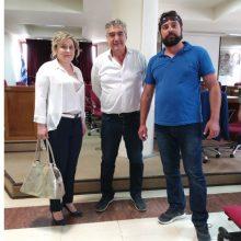 "To υπόμνημα που έδωσε η παράταξη της Αθηνάς Τερζοπούλου στο Συντονιστή της Επιτροπής Σχεδίου Δίκαιης Μετάβασης Κ. Μουσουρούλη: ""Πρέπει να λειτουργήσει, με λιγνίτη, μέχρι το έτος 2040, η 5η μονάδα Πτολεμαΐδας"""