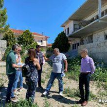 Δήμος Κοζάνης: Σε εξέλιξη οι εργασίες στο Τιάλειο Γηροκομείο