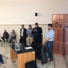 """Αντιπεριφερειάρχης Τουρισμού Γ. Βαβλιάρας: """"Ξεκινήσαμε, από την Καστοριά, ενημερωτικές συναντήσεις για τα υγειονομικά πρωτόκολλα που αφορούν στα ξενοδοχεία και καταλύματα"""" (Φωτογραφίες)"""
