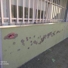 kozan.gr: Πολλές ζημιές στον εξωτερικό χώρο του 3ου Γυμνασίου Κοζάνης – Τι αναφέρει η Διευθύντρια του σχολείου (Φωτογραφίες)