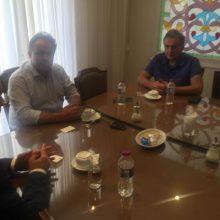 Επίσκεψη του Πρέσβη  του Αζερμπαϊτζάν στο ΕΒΕ Κοζάνης (Φωτογραφίες)