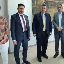 Πανεπιστήμιο Δυτικής Μακεδονίας:  Συνάντηση Εργασίας με τον Πρόεδρο της Εθνικής Αρχής Ανώτατης Εκπαίδευσης καθηγητή Περικλή Μήτκα.