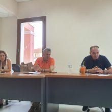 "kozan.gr: Συνάντηση με προέδρους των χωριών του Ελλησπόντου πραγματοποίησε, το βράδυ της Παρασκευής 19/6, ο επικεφαλής (Κ. Μιχαηλίδης) κι οι δημοτικοί σύμβουλοι της παράταξης ""Μετάβαση για το Δήμο Κοζάνης""   (Φωτογραφίες & Βίντεο)"