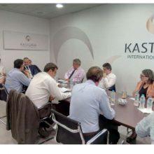 Προτάσεις του Συνδέσμου Γουνοποιών Καστοριάς «Ο Προφήτης Ηλίας» στη συνάντηση με τον κ. Μουσουρούλη για τη μεταλιγνιτική εποχή στο Διεθνές Εκθεσιακό Κέντρο Γούνας Δυτικής Μακεδονίας