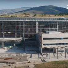 kozan.gr: Σημερινή (21/6), λήψη, από την ανεγειρόμενη Πανεπιστημιούπολη Δυτικής Μακεδονίας, στη θέση ΖΕΠ, στην Κοζάνη (Βίντεο)