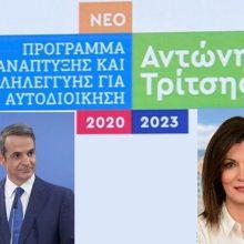 Την Περιφέρεια Δυτικής Μακεδονίας εκπροσώπησε η Αντιπεριφερειάρχης Οικονομικών – Γιούλα Γκατζαβέλη, στην παρουσίαση του αναπτυξιακού προγράμματος «Αντώνης Τρίτσης» από τον Πρωθυπουργό στο Ίδρυμα «Σταύρος Νιάρχος»
