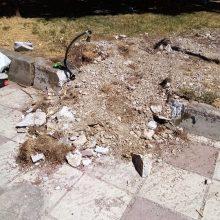 kozan.gr: Koζάνη: Επιστολή αναγνώστριας: Αν αυτό δεν είναι υποβάθμιση, τότε τι είναι;  Παρκάκι στην οδό Χαλκιδικής (περιοχή κάτω από το Νοσοκομείο)