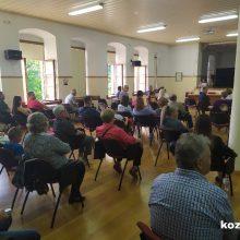 """Με επιτυχία πραγματοποιήθηκε η εκδήλωση της Τομεακής Επιτροπής Καστοριάς – Βοΐου του ΚΚΕ, το Σάββατο 20/6, στην Σιάτιστα, με θέμα """"Ο πιο θανατηφόρος ιός είναι ο καπιταλισμός-Συζητάμε για την Υγεία με αφορμή την πανδημία"""" (Φωτογραφίες)"""