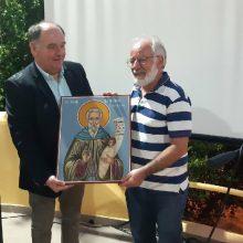 kozan.gr: Τα πεπραγμένα του Μποδοσάκειου νοσοκομείου Πτολεμαίδας, κατά την περίοδο του Μαρτίου – Μαΐου 2020 για την αντιμετώπιση του ιού covid-19, παρουσιάστηκαν, την Δευτέρα 22/6, σε ειδική εκδήλωση – Τιμήθηκε για την εθελοντική του προσφορά στο νοσοκομείο, την περίοδο του κορωνοϊού, ο ιδιώτης γιατρός Στέργιος Τζιμίκας  (Bίντεο 26′ & 16 Φωτογραφίες)