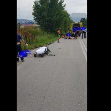 kozan.gr: 1 χρόνος από το τροχαίο δυστύχημα, με δύο νεκρούς ποδηλάτες, στο 1ο χιλιόμετρο της Επαρχιακής οδού, Πτολεμαΐδας – Άρδασσας, που συγκλόνισε το πανελλήνιο