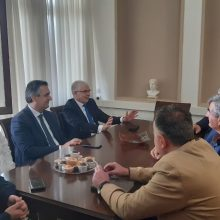 kozan.gr: Επίσκεψη του προέδρου του ΕΛΓΑ Ανδρέα Θ. Λυκουρέντζου στην Πτολεμαΐδα (Φωτογραφίες & Βίντεο)