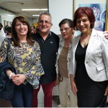 Στην  εκδήλωση παρουσίασης των δράσεων του Μποδοσάκειου Νοσοκομείου Πτολεμαΐδας, κατά την περίοδο του κορωνοϊού, παραβρέθηκε η Βουλευτής Π.Ε. Κοζάνης Παρασκευή Βρυζίδου (Βίντεο)
