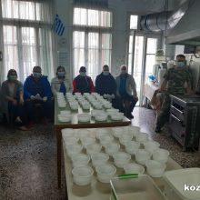 Δήμος Κοζάνης: Το συσσίτιο συνεχίζει να στηρίζει τους πολίτες και την περίοδο της πανδημίας