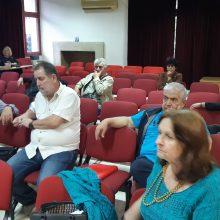 kozan.gr: Πτολεμαίδα: Σύσκεψη με θέμα το συντονισμό των δράσεων και τη συνέχιση των αγώνων ενάντια στην απολιγνιτοποίηση διοργάνωσε το Συντονιστικό εργατικών Σωματείων και φορέων Δυτικής Μακεδονίας (Φωτογραφίες & Βίντεο)