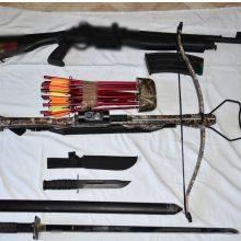 Σύλληψη 48χρονου σε περιοχή των Γρεβενών για παράβαση του νόμου περί όπλων (Φωτογραφία)