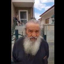 "kozan.gr: Κοίλα Κοζάνης: Αδιαφορία από την πλευρά του Δήμου Κοζάνης, παρά τις συνεχείς εκκλήσεις του παπά του χωριού, για να πραγματοποιήσει παρεμβάσεις ώστε να μην πλημμυρίζει δρόμος σε κεντρικό σημείο του χωριού – ""Όταν βρέχει, πλημμυρίζει και δε μπορούμε να μπούμε στο σπίτι μας"" (Βίντεο)"