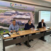 Την ΔΙΑΔΥΜΑ ΑΕ επισκέφθηκε την Τετάρτη 24/6/2020 ο Συντονιστής του Σχεδίου Δίκαιης Αναπτυξιακής Μετάβασης (ΣΔΑΜ) της Περιφέρειας Δυτικής Μακεδονίας  Κωστής Μουσουρούλης