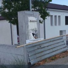 """Αφιέρωμα της εφημερίδας """"Έθνος"""" στο νέο οικισμό της Ποντοκώμης και το πρώτο σπίτι που ολοκληρώνεται"""