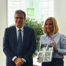 Πανεπιστήμιο Δυτικής Μακεδονίας: Επίσκεψη της προέδρου του Κινήματος Αλλαγής κ. Φώφης Γεννηματά στο Πανεπιστήμιο Δυτικής Μακεδονίας