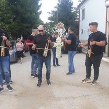 kozan.gr: Υπό τους ήχους της ποντιακής λύρας τελέστηκε η κηδεία του 39χρονου Γιάννη Πασσαλίδη στην Πεντάβρυσο Εορδαίας