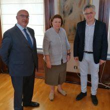kozan.gr: Mε την Υπουργό Πολιτισμού και Αθλητισμού Λίνα Μενδώνη συναντήθηκε ο Δήμαρχος Βοϊου Χρήστος Ζευκλής (Φωτογραφίες)