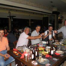 kozan.gr: Γεύμα σε εργαζομένους της Τεχνικής Υπηρεσίας του Δήμου Κοζάνης, παρέθεσε, το βράδυ της Παρασκευής 26/6, ο Αντιδήμαρχος Τοπικών Κοινοτήτων Γιώργος Δουγαλής (Φωτογραφίες)