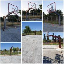 X. Eλευθερίου: Τα παλιά γήπεδα μπάσκετ στην Λάβα και στο Ροδίτη αλλάζουν όψη – Το ολοκαίνουργιο 5×5 στο Βαθύλακκο είναι έτοιμο να δημοπρατηθεί.
