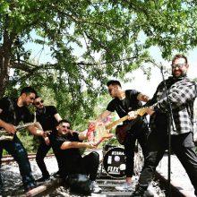 """Η νεοσύστατη μπάντα από την Κοζάνη, με την ονομασία Insert coins, μας παρουσιάζουν το νέο τους τραγούδι """"Ψεύτικοι κόσμοι"""" (Βίντεο)"""