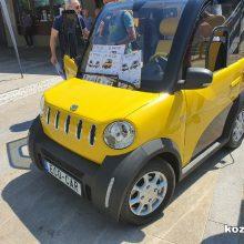 """kozan.gr: Κοζάνη: """"Έκλεψαν"""" την παράσταση τα ηλεκτρικά αυτοκίνητα της ECOCAR (Φωτογραφίες & Βίντεο)"""