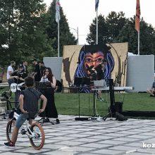 Η δραστηριότητα των Μαθητικών Οργανώσεων της ΚΝΕ στην Πτολεμαΐδα, το Σάββατο 27/6, στο Πάρκο Μνήμες Λιγνίτη (Φωτογραφίες)