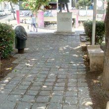 kozan.gr: Αυτή είναι η κατάσταση στην Πλατεία Γ. Τιάλιου στην Κοζάνη (Φωτογραφίες)