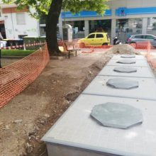 Δήμος Κοζάνης: Ολοκληρώθηκε η εγκατάσταση σαράντα τριών υπόγειων κάδων συλλογής οικιακών και ανακυκλώσιμων απορριμμάτων (Bίντεο)