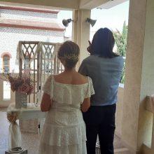 """kozan.gr: Πτολεμαίδα: """"Μπαλκονάτοι"""", για προληπτικούς λόγους, λόγω κορωνοϊού, οι πολιτικοί γάμοι στο Δημαρχείο του Δήμου Εορδαίας (Bίντεο & Φωτογραφίες)"""