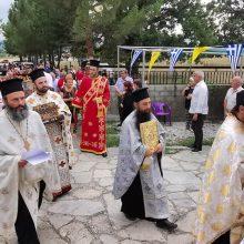 kozan.gr: Εσπερινός & λιτάνευση της εικόνας της Αγίας Κυριακής στο Καλονέρι του Δήμου Βοΐου (Βίντεο)