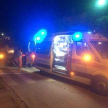 kozan.gr: Τροχαίο ατύχημα στην οδό Μακρυγιάννη στην Κοζάνη – Μηχανάκι συγκρούσθηκε μετωπικά με αυτοκίνητο – Στο νοσοκομείο ο οδηγός από το μηχανάκι (Φωτογραφίες)